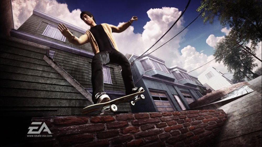 Imagen de skate.