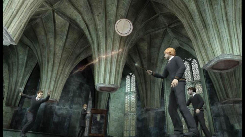 Image from Harry Potter OOTP