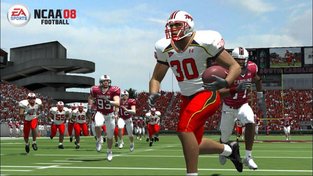 Image from NCAA® Football 08