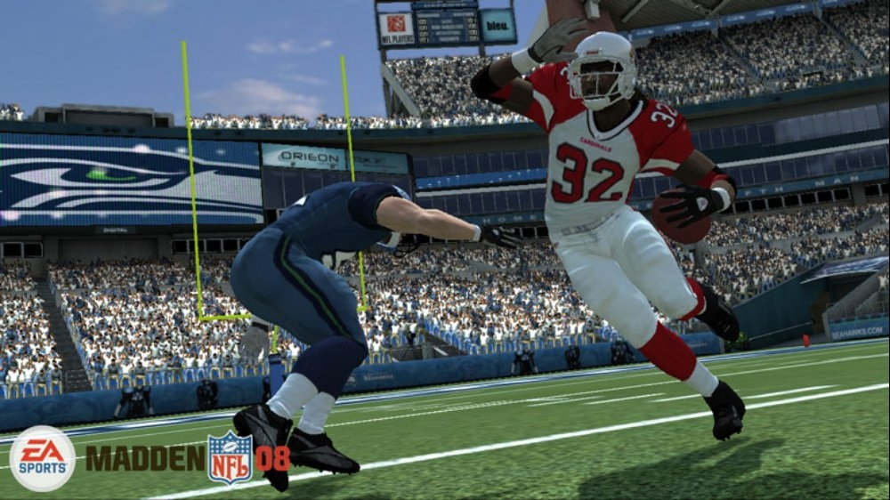 Image from Madden NFL 08