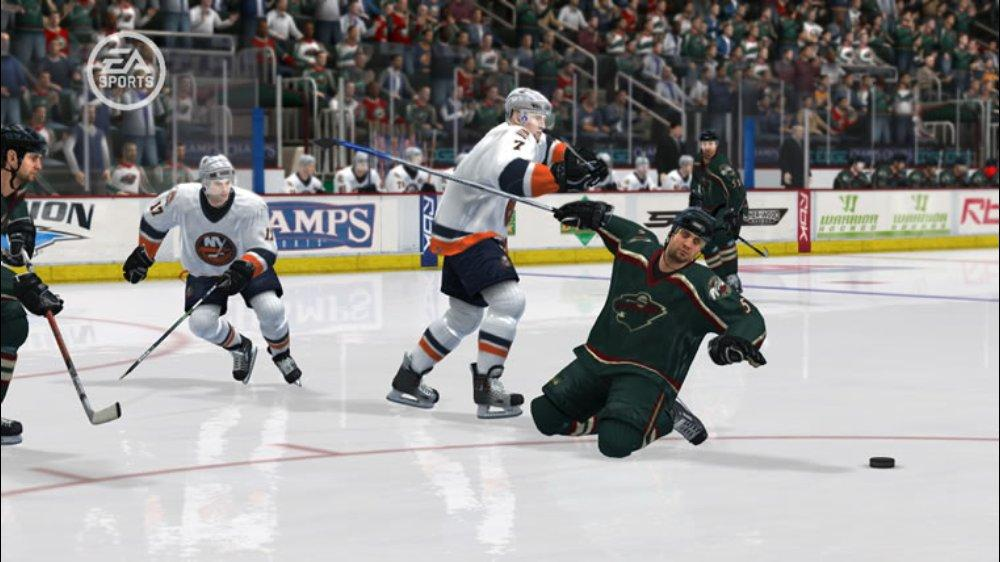 Image from NHL® 08