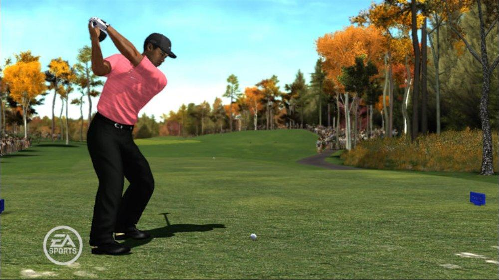 Image from TigerWoodsPGATOUR® 08