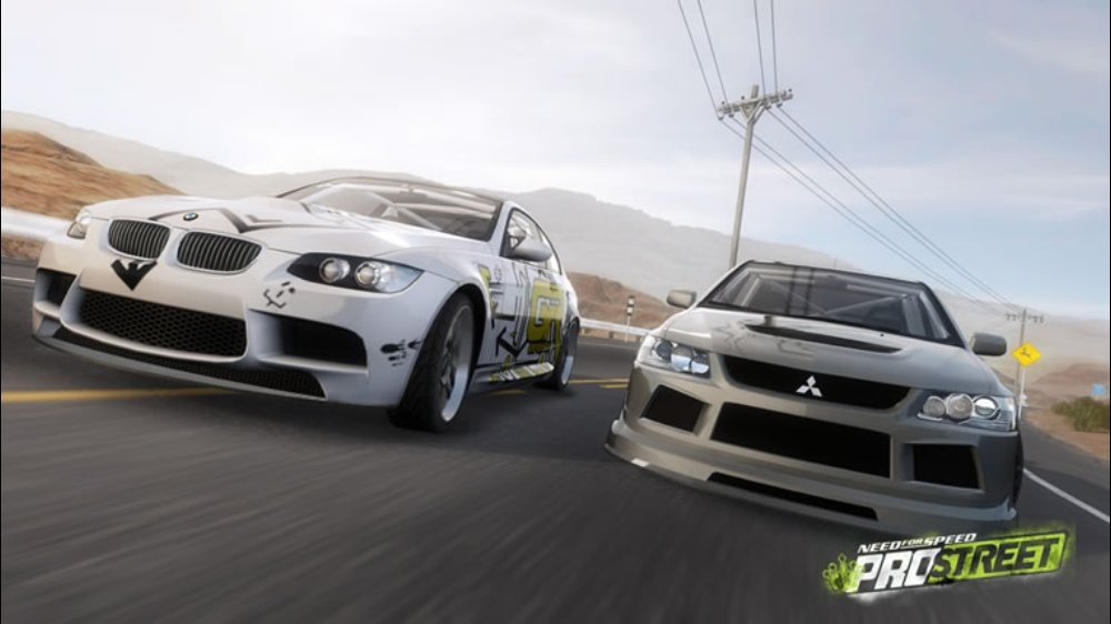 Image from NFS ProStreet