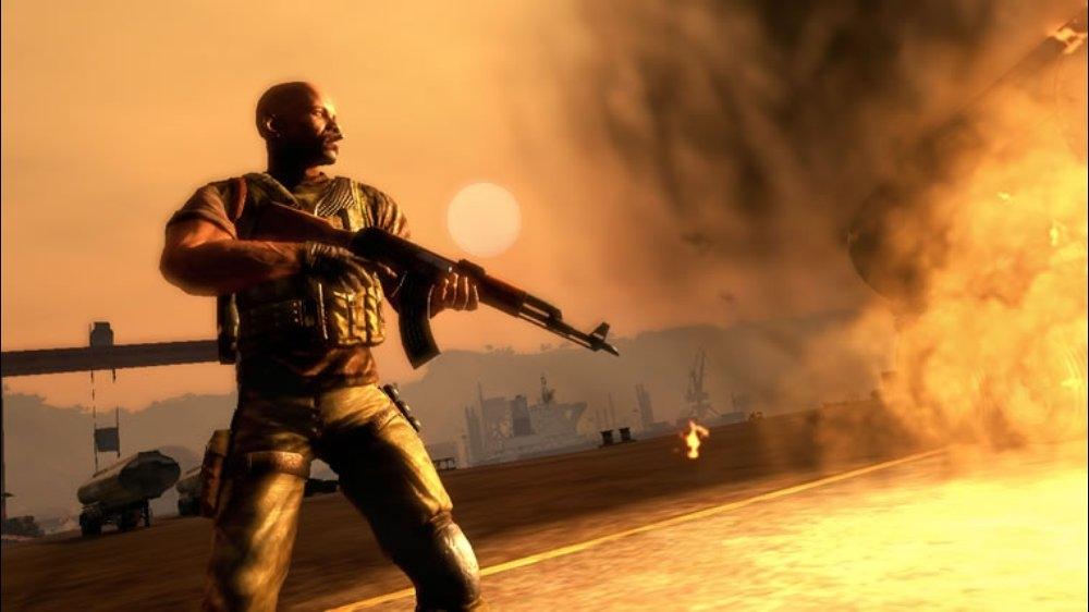 Kuva pelistä Mercenaries 2