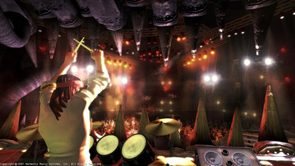 Image from Rock Band