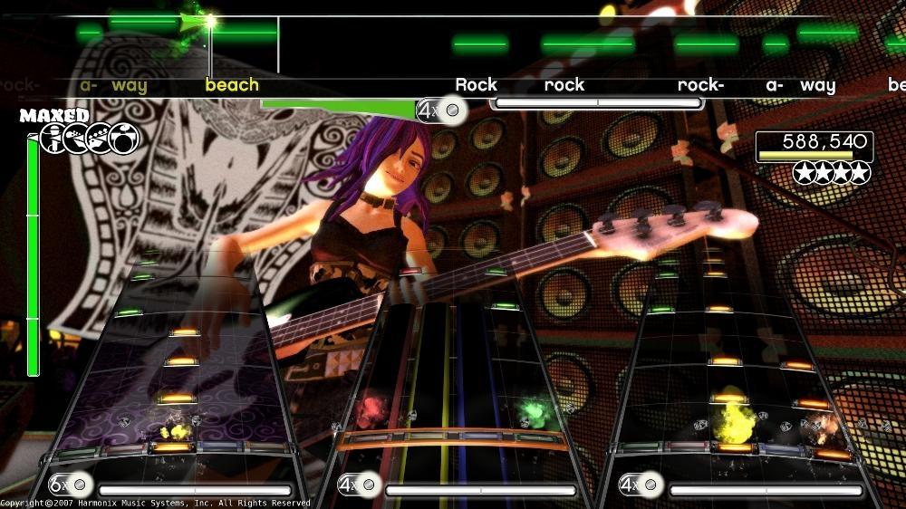 Imagen de Rock Band
