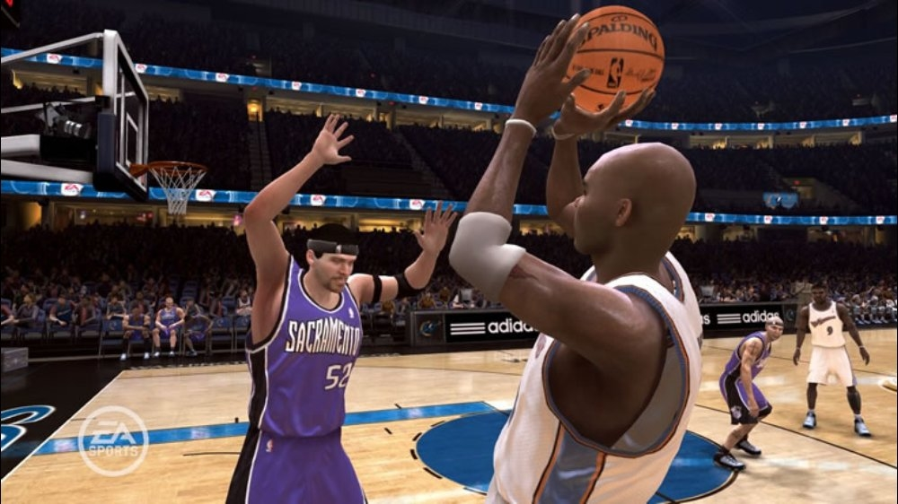 Image from NBA LIVE 08