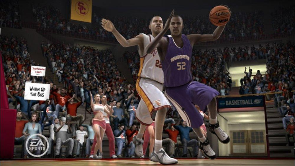 Image from NCAA® March Madness®08