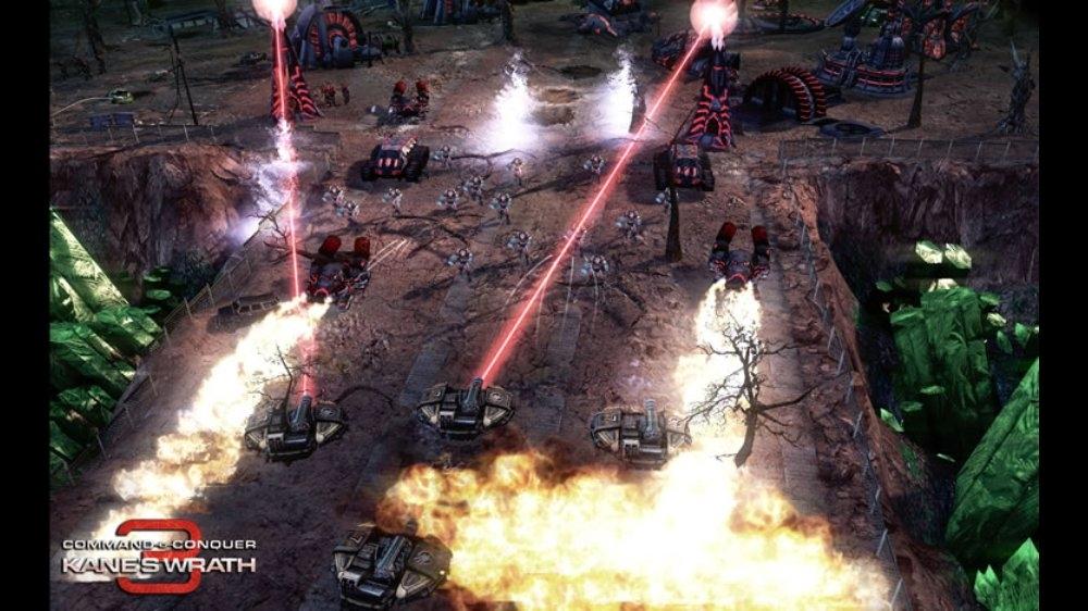 Afbeelding van C&C3: Kane's Wrath