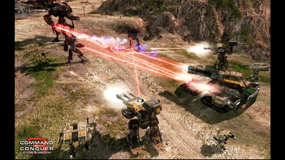 Bild från C&C3: Kane's Wrath
