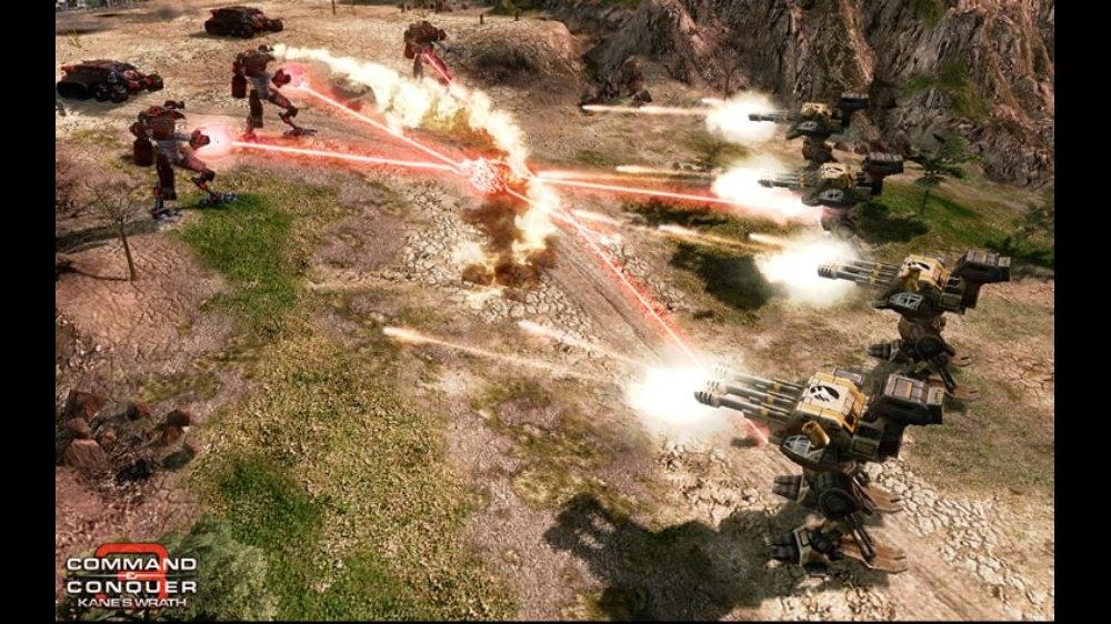 Obraz z C&C3: Kane's Wrath
