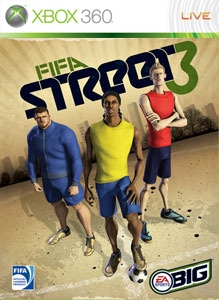 FIFA Street 3 Concept Artwork Theme Bundle #1