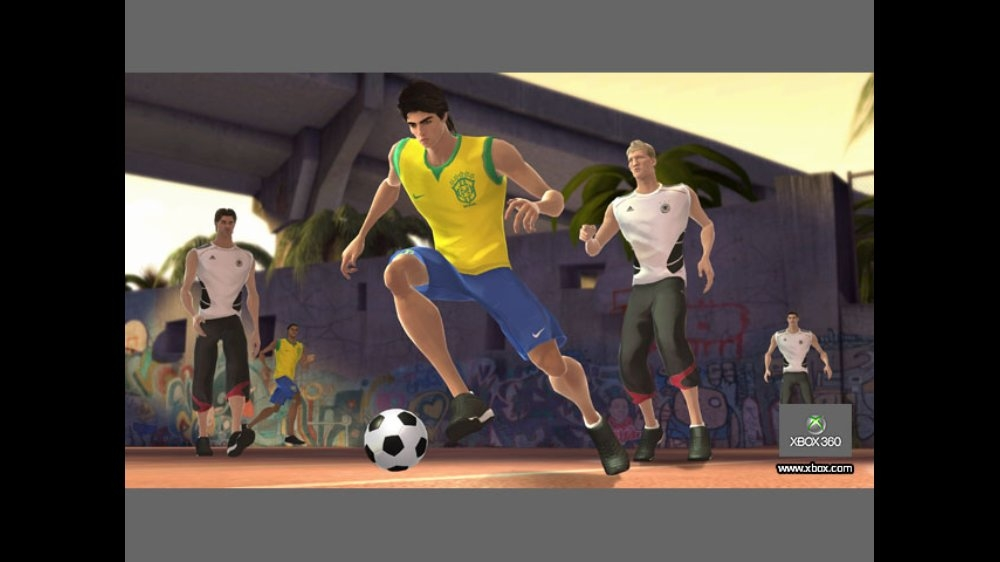 Image from FIFA Street 3