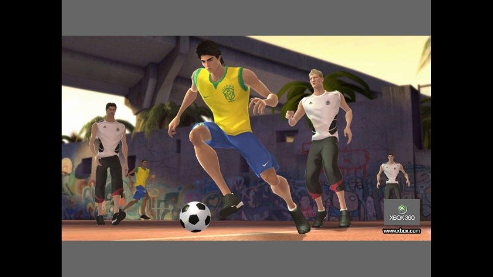 Imagen de FIFA Street 3