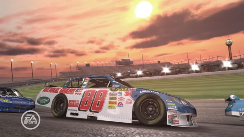 Image from NASCAR® 09