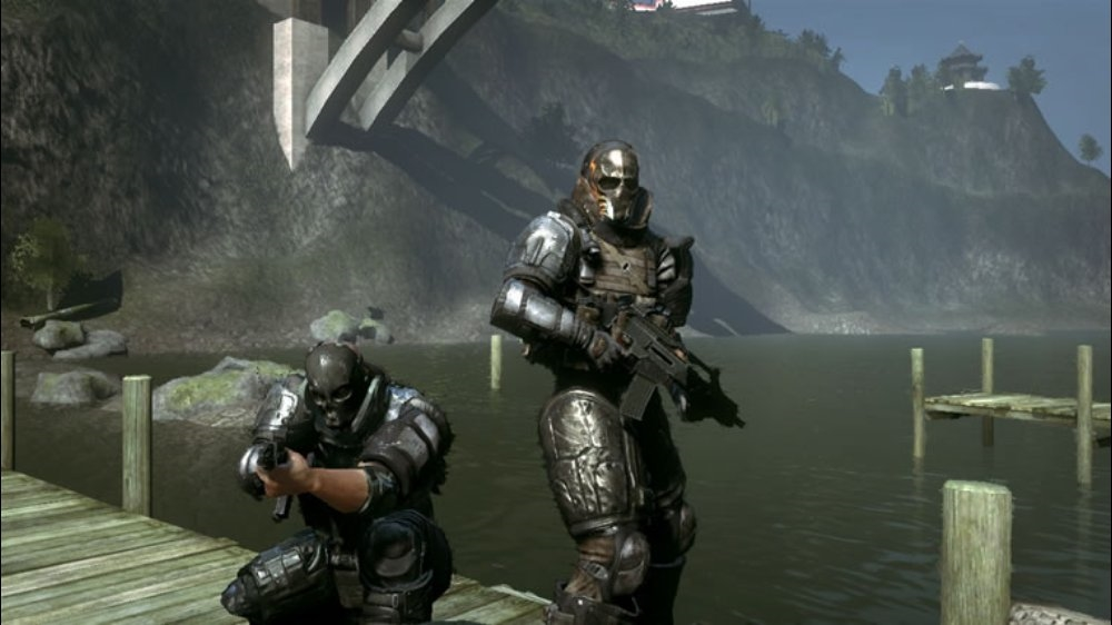 Image de Army of Two™ (EU)