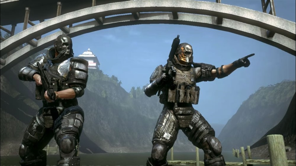 Kép, forrása: Army of Two™ (EU)