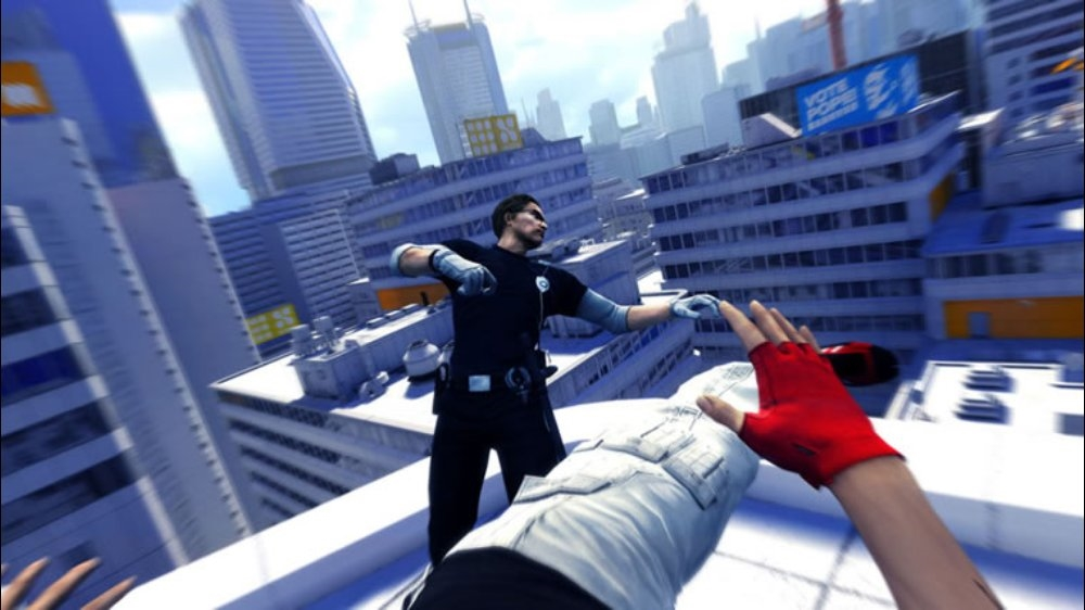 Image from Mirror&#39;s Edge