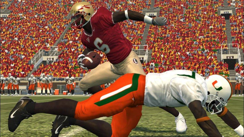 Image from NCAA® Football 09