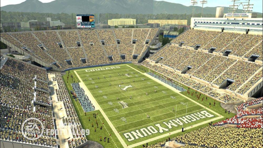 Image from NCAA Football 09