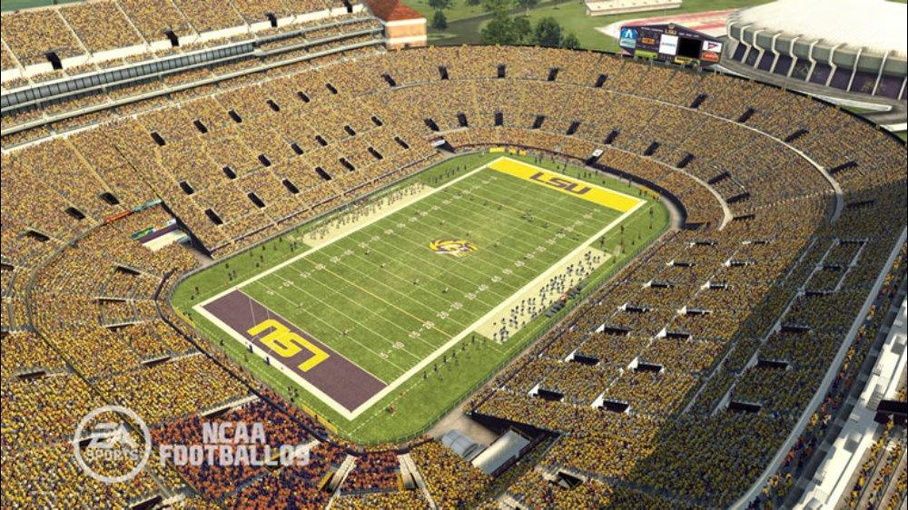 Image from NCAA® Football 09