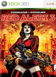Command & Conquer Red Alert 3 Soviet Gamerpics