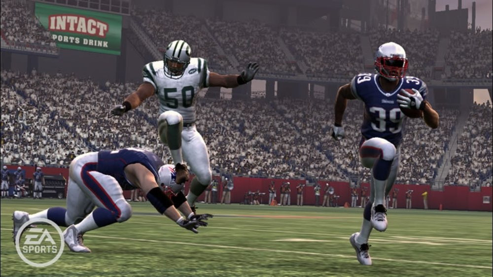 Image from Madden NFL 09