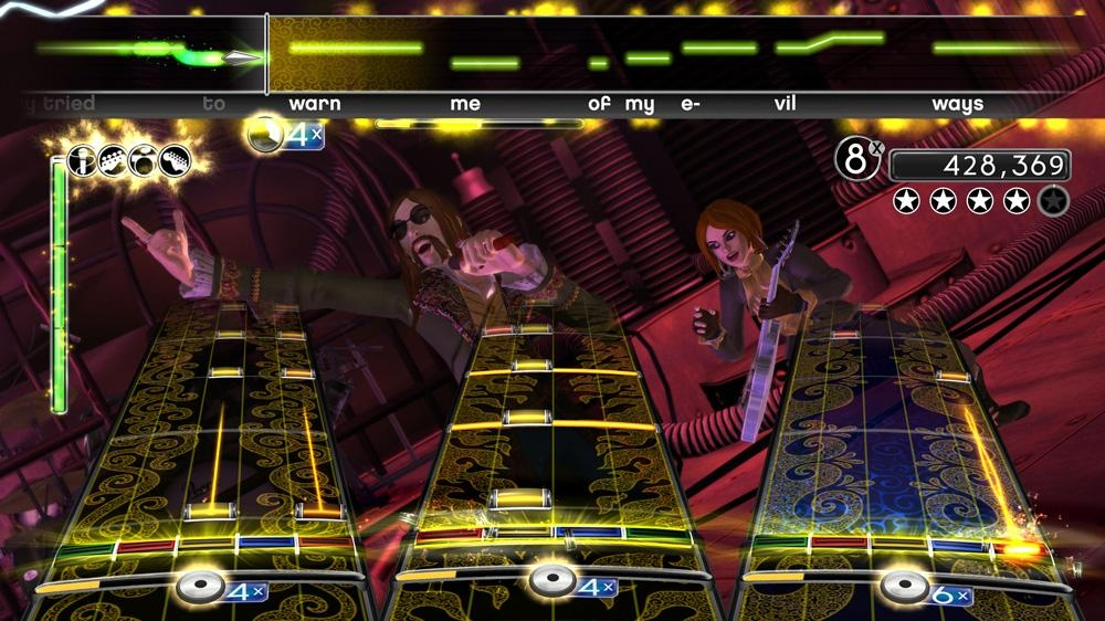Kép, forrása: Rock Band 2