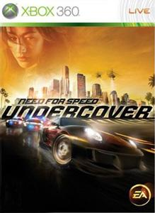 NFS Undercover Concept Art Theme