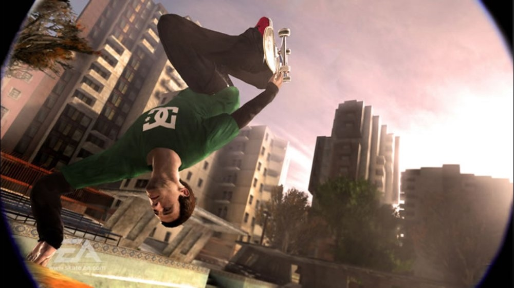 Image from Skate 2
