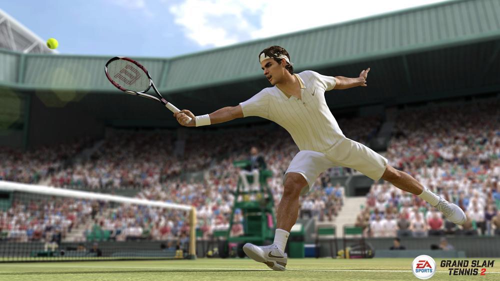 Image from EA SPORTS™ Grand Slam® Tennis 2