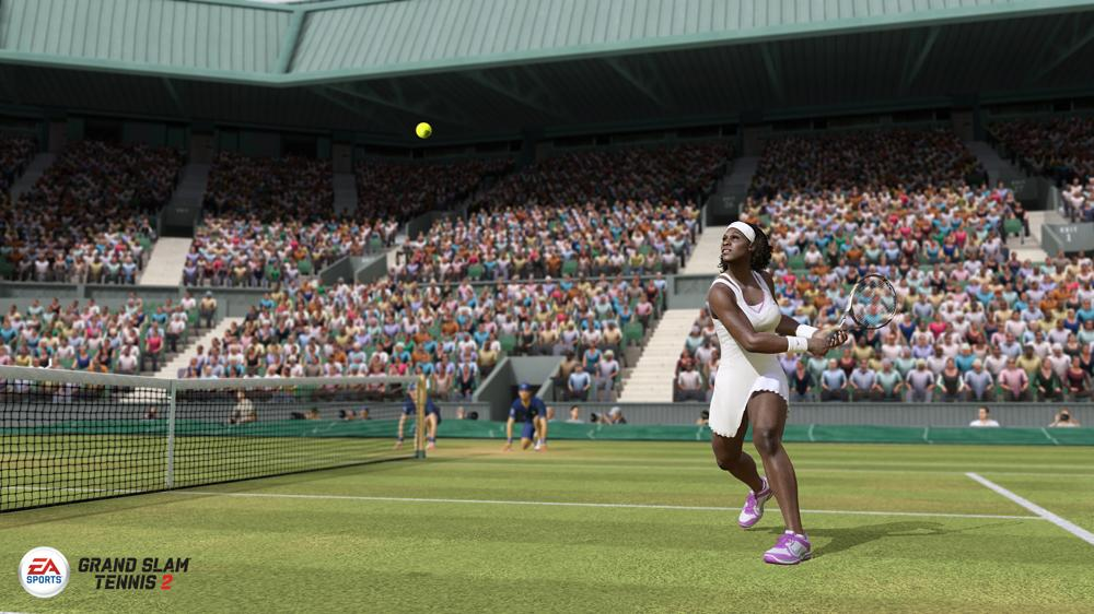 Imagem de EA SPORTS™ Grand Slam® Tennis 2