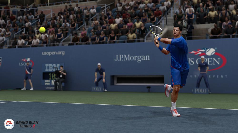 Kép, forrása: EA SPORTS™ Grand Slam® Tennis 2