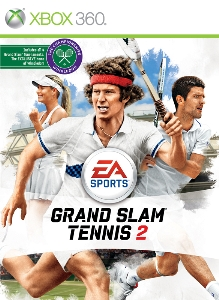 EA SPORTS™ Grand Slam® Tennis 2 – Vídeo Produtor 1: Total Racquet Control