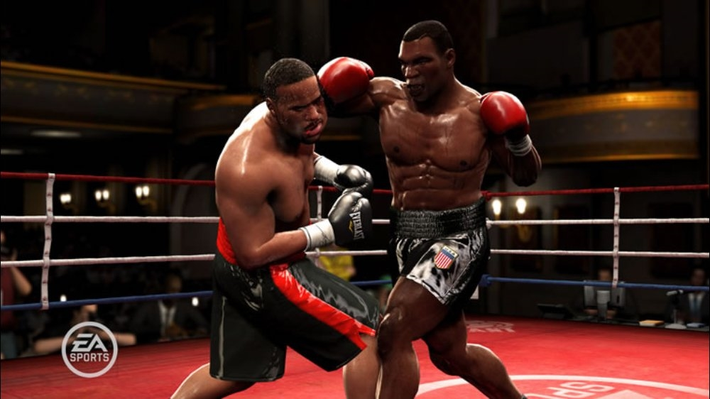 Image from Fight Night Round 4