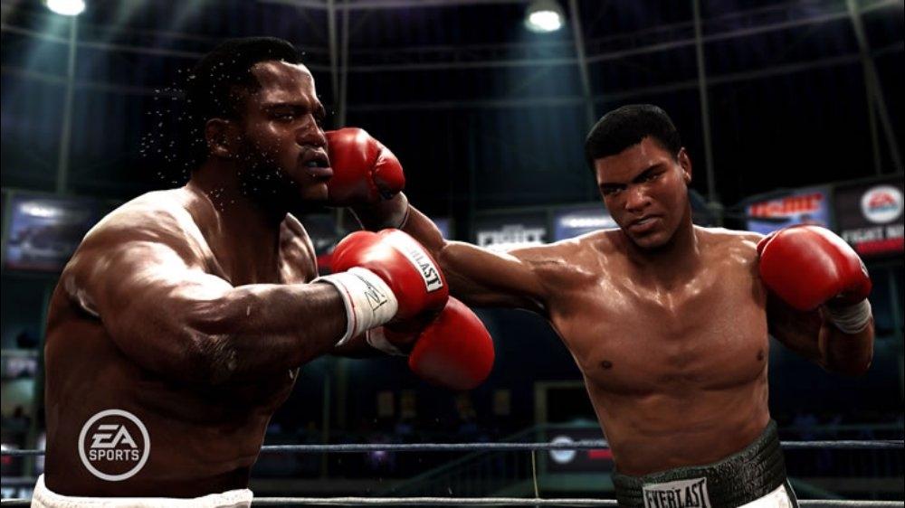 Imagen de Fight Night Round 4
