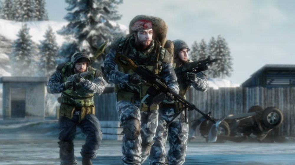 Battlefield Bad Company 2 の画像