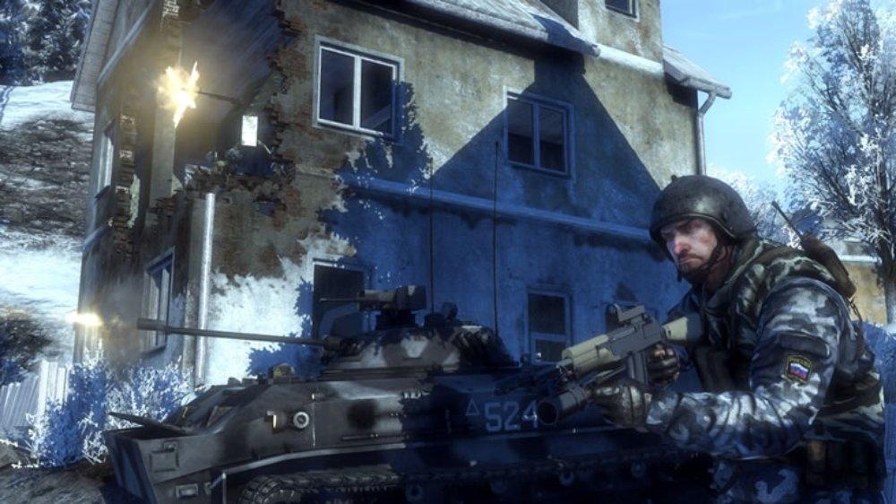 Изображение из Battlefield Bad Company 2