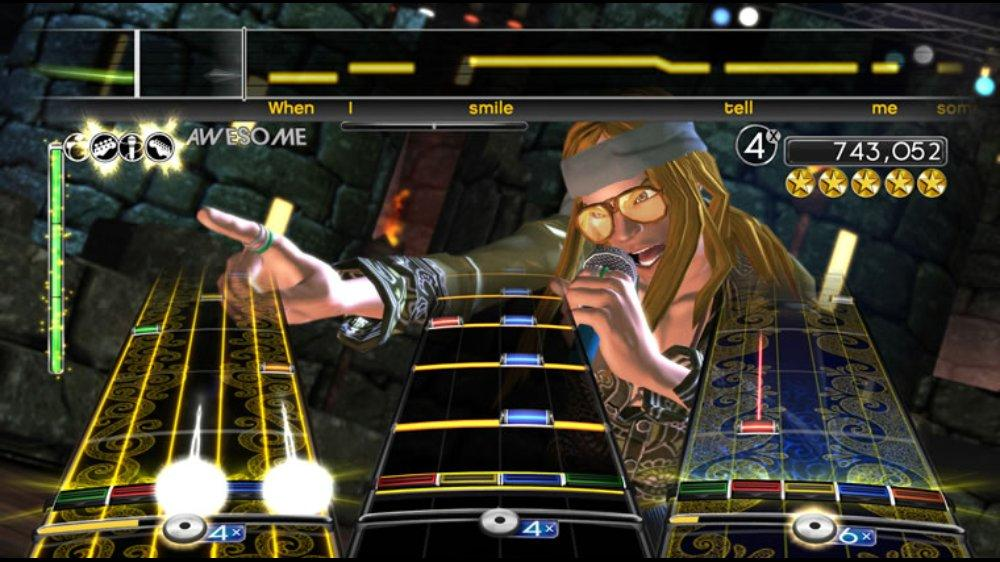 Image from Rock Band Classic Rock