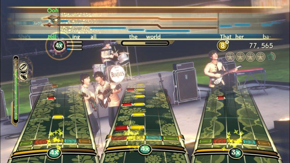 Image from The Beatles: Rock Band