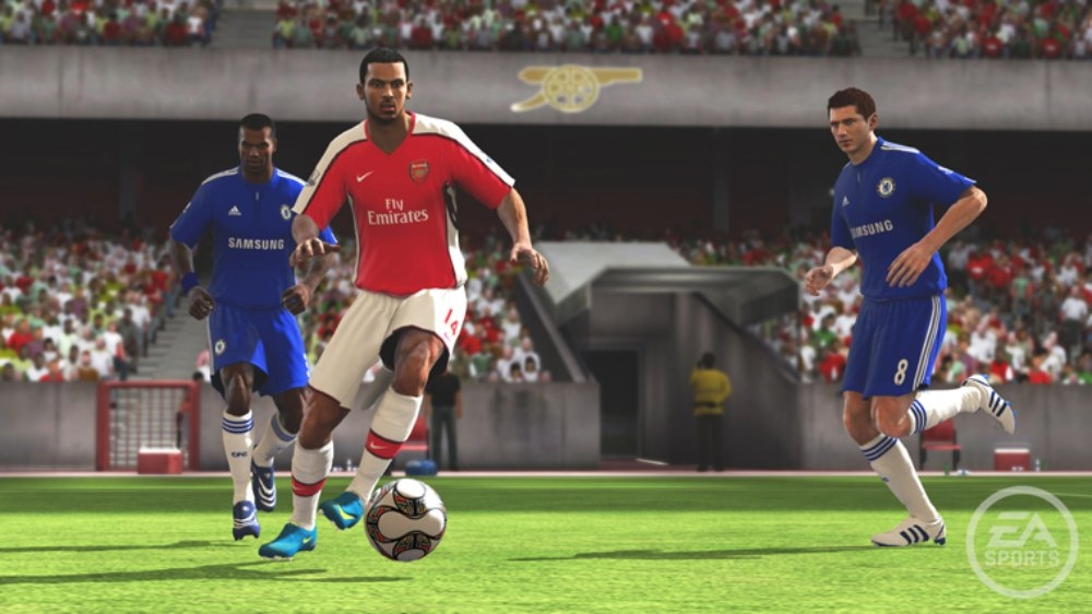 Image from FIFA 10