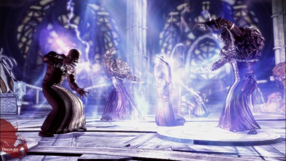 Snímek ze hry Dragon Age: Origins