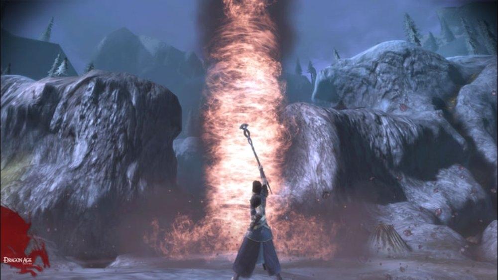 Изображение из Dragon Age: Начало