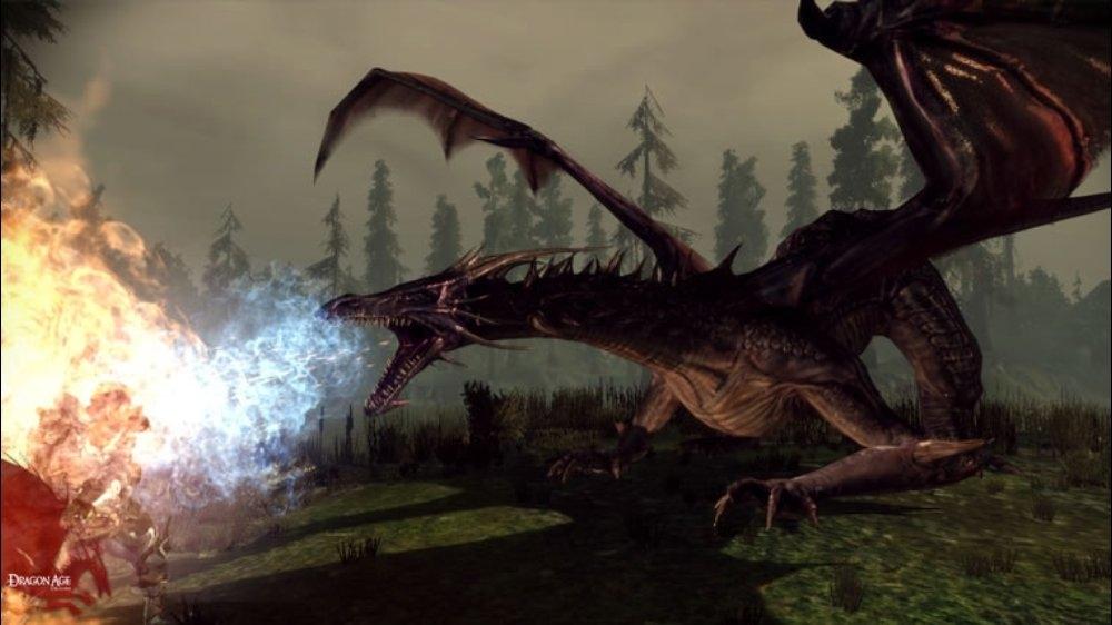 Obrázok z hry Dragon Age: Origins