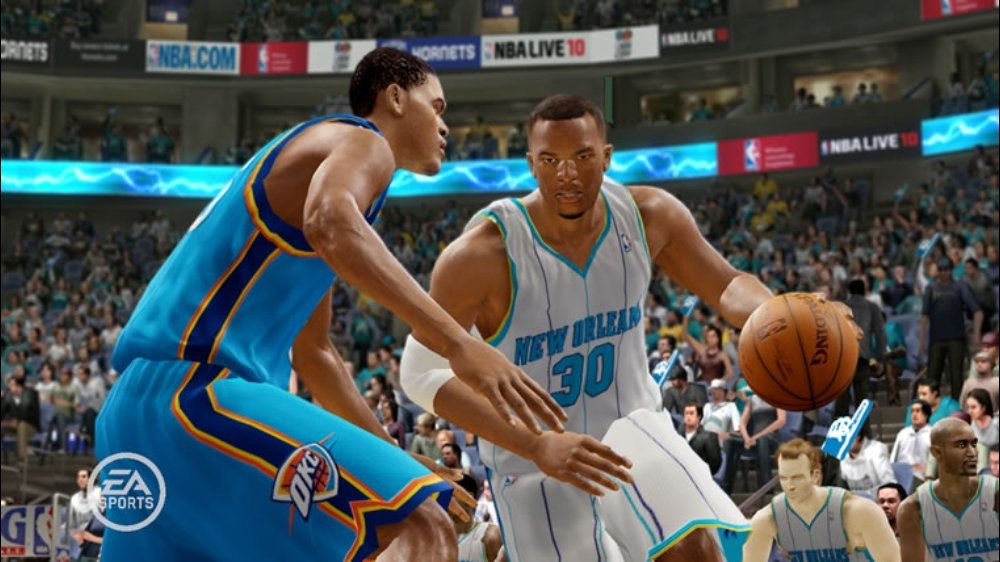 Image from NBA LIVE 10