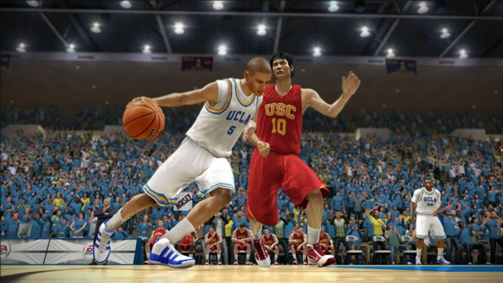Image from NCAA® Basketball 10