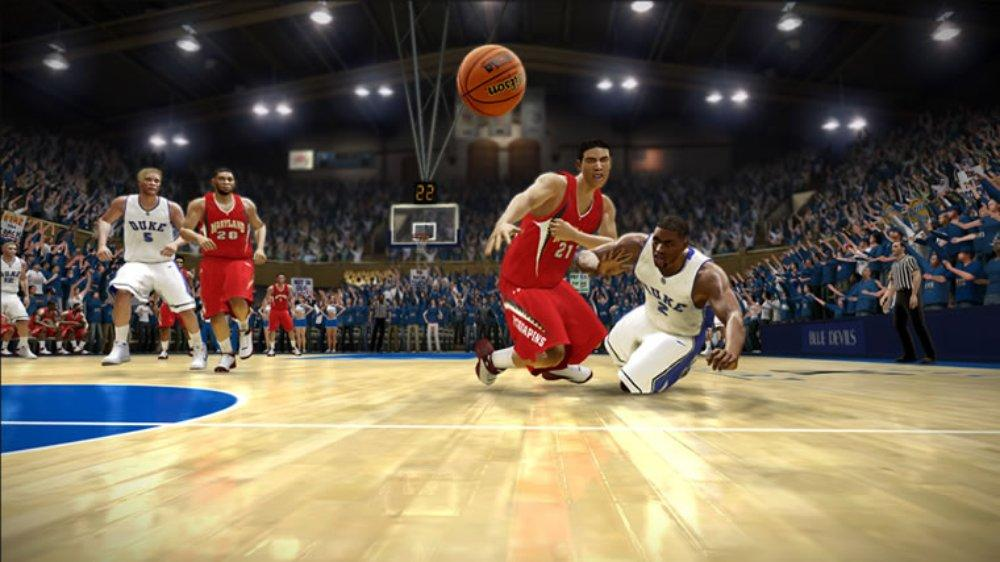 Image from NCAA® Basketball 10