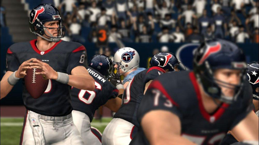 Image from Madden NFL 10