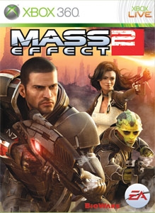 Mass Effect 2 E3 Sizzle Trailer
