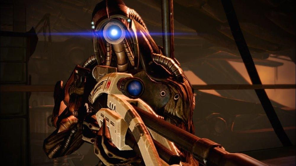 Obraz z Mass Effect 2